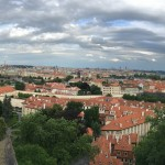 Taken from the highest point in Prague