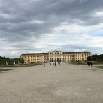 Schoenbrunn Palace grounds